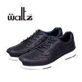 Waltz-經典運動板鞋522005-07(藍)