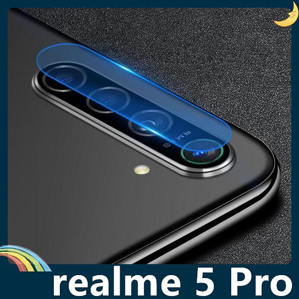 realme 5 Pro 鏡頭鋼化玻璃膜 螢幕保護貼 9H硬度 0.2mm厚度 靜電吸附 高清HD 防爆防刮