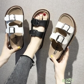 拖鞋 女外穿厚底季新品時尚百搭懶人可愛ins鞋沙灘【交換禮物】