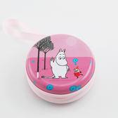 嚕嚕米正版授權 - 小物收納盒 粉紅