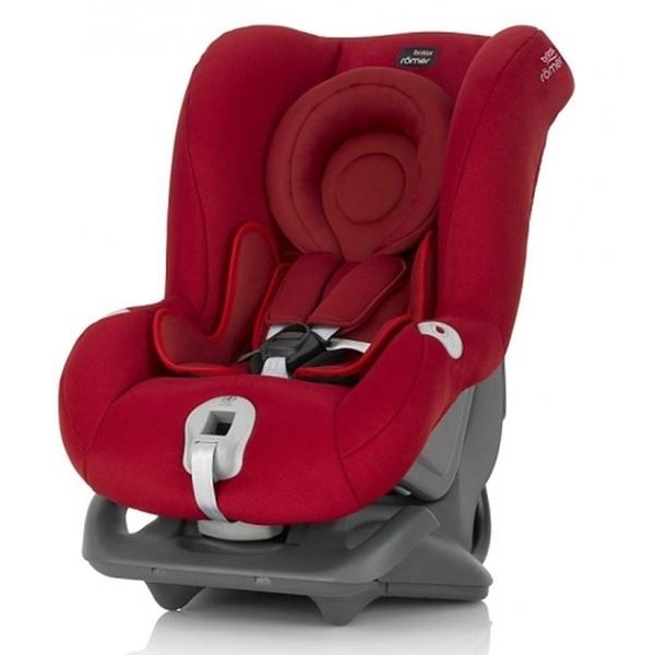 Britax 頭等艙0-4歲安全汽座(安全座椅)紅色BX21242[衛立兒生活館]