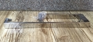 【麗室衛浴】美國KOHLER 不鏽鋼 TRILOGY系列 拉門把手1270065 -CP 尺寸 450mm