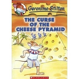 【老鼠記者】#02: CURSE OF CHEESE PYRAMID
