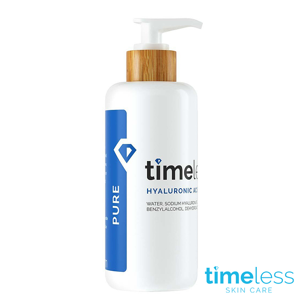Timeless 時光永恆 高保濕玻尿酸精華液 Hyaluronic Acid 100% Pure Serum 240ml