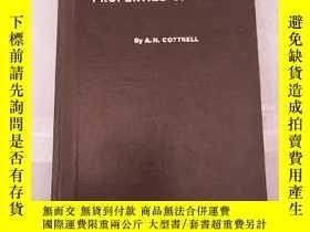 二手書博民逛書店the罕見mechanical properties of ma