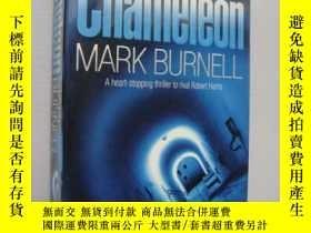 二手書博民逛書店Chameleon罕見(by Mark Burnell ) 變色
