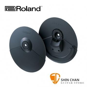 【缺貨】Roland CY-5 雙拾音電子鈸 1片入電子鼓擴充專用【HI-HAT或SPLASH皆適用的電子鈸】