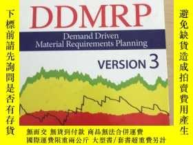 二手書博民逛書店Demand罕見driven material requirements planning(DDMRP) Y4