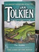【書寶二手書T3/原文小說_OST】The Hobbit or Therer and Back Again