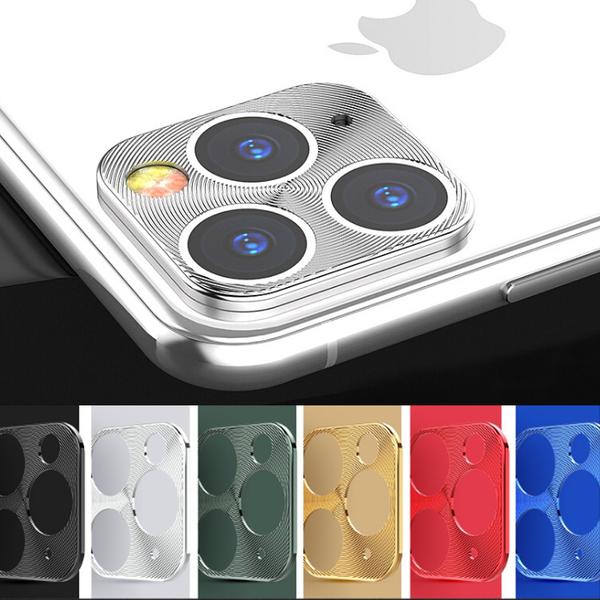 【妃航】特價出清!售完為止 iPhone 11 6.1 鈦合金 相機/鏡頭/後鏡頭 全包 保護框/保護貼/鏡頭貼