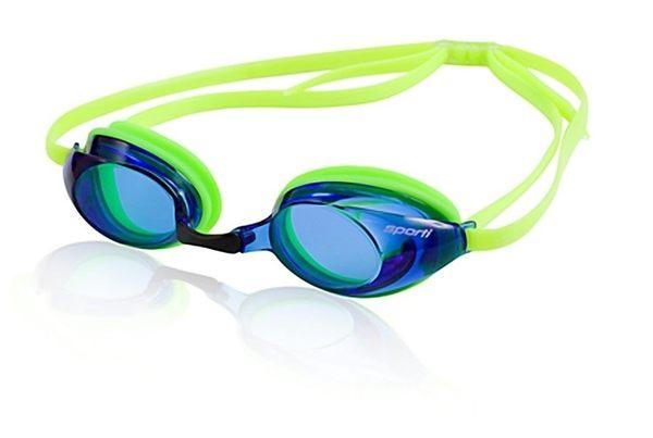 兒童泳鏡蛙鏡 美國Sporti S2 Jr. (綠/橘/粉紅/銀灰) 適合7-12歲小朋友 防霧 超高CP值 美國網路銷售第一