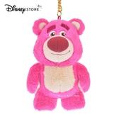 日本限定 迪士尼商店 Disney Store 玩具總動員 熊抱哥 別針珠鍊吊飾玩偶娃娃