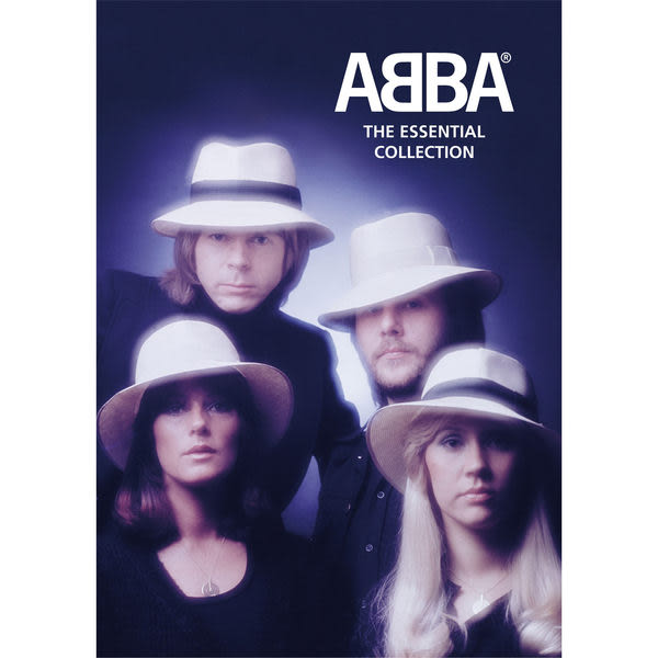 阿巴合唱團 創世紀精選 DVD ABBA The Essential Collection奇蹟樂團Dancing Queen SOS MAMMA MIA (音樂影片購)