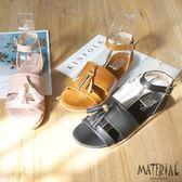 涼鞋 雙橫帶流蘇涼鞋 MA女鞋 T1014
