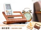 【班尼斯國際名床】~簡約時尚遙控器架/收納架/手機架/收納