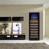 壓縮機恒溫紅酒櫃 葡萄酒櫃 家用 展示冰吧   WD聖誕節快樂購