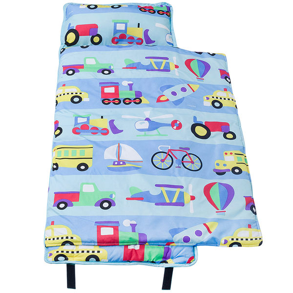 【LoveBBB】無毒幼教睡袋 符合美國標準 Wildkin 49690 交通工具大集合(大)  安親班/兒童睡袋
