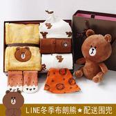 秋季嬰兒禮盒套裝新生兒衣服寶寶滿月禮物出生百天禮物周歲用品【優惠兩天】JY