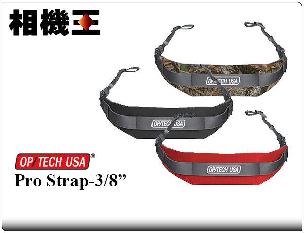 ★相機王★OP / TECH USA PRO STRAP 3/8吋 專業 相機減壓背帶