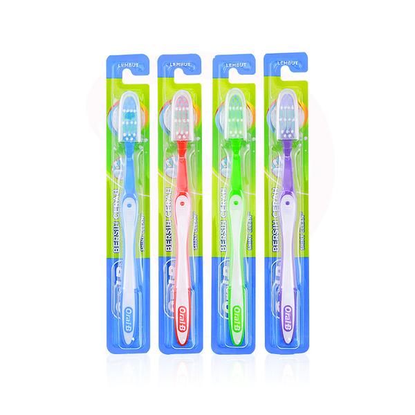 Oral-B 歐樂B 潔淨按摩牙刷#35 軟毛 單入 牙刷【DT STORE】【0022439】