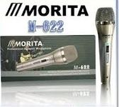 MORITA M-622 有線麥克風