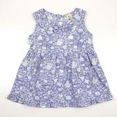 【愛的世界】純棉背心洋裝上衣/6歲 -台灣製-n6 ★春夏上著