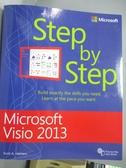 【書寶二手書T4/電腦_YHB】Microsoft Visio 2013 Step by Step_Helmers, S