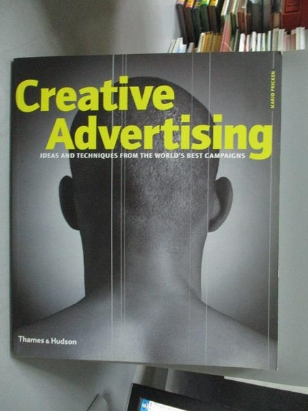 【書寶二手書T7/設計_YFS】Creative Advertising-Ideas and Techniques fr