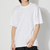 Nike AS NSW Tee Premium Essential 男 白 刺繡 休閒 短袖 DB3194-100