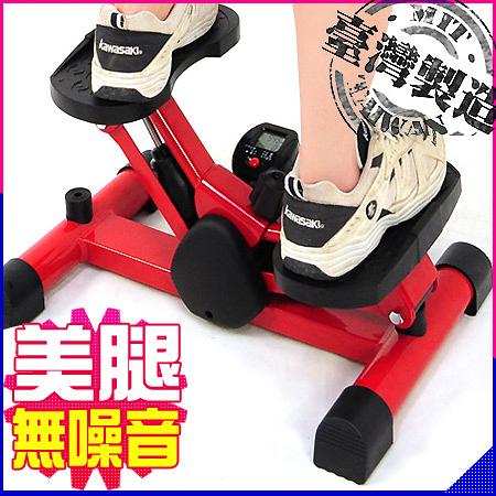 美腹踏步機扭腰翹臀美腿機滑步機運動健身器材另售電動跑步機磁控健身車拉筋板健康步道拉力繩