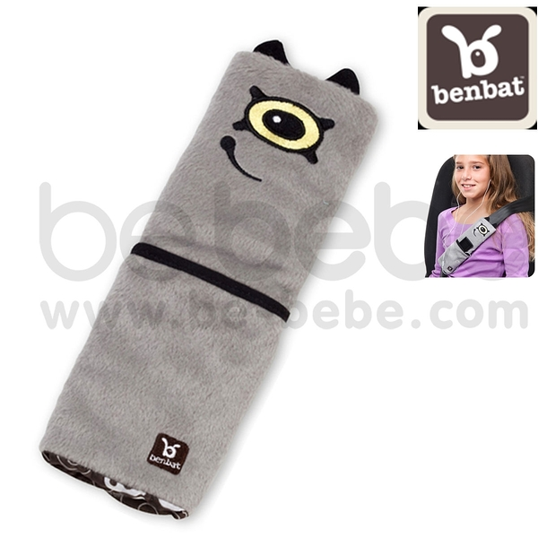 BenBat Travel Friends 安全帶護套-怪獸(8+歲)(H3BBST247)