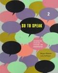 二手書博民逛書店《So to Speak 2: Integrating Speaking, Listening, and Pronunciation》 R2Y ISBN:0395874068