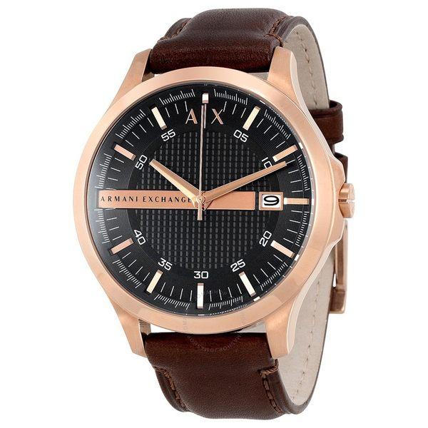 ARMANI AX亞曼尼 Hampton男錶 AX2172經典款式 男錶女錶對錶情侶錶 送禮