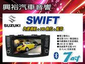 【SUZUKI】SWIFT 專用7吋雙核心DVD觸控螢幕主機