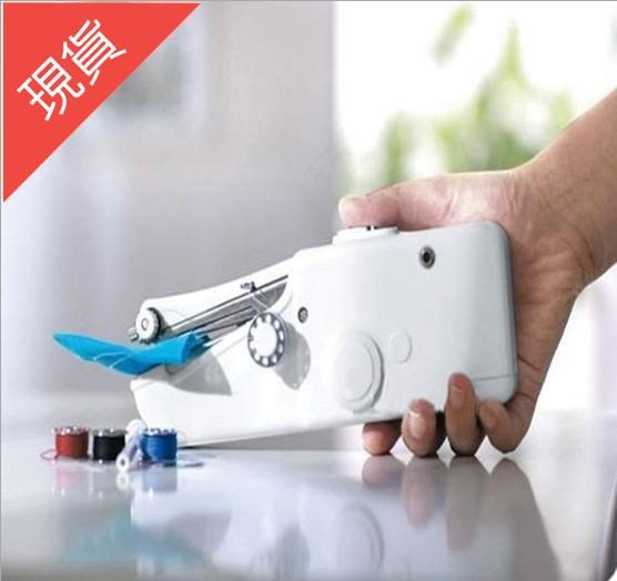 24H現貨手持便攜式電動縫紉機多功能迷你電動袖珍縫紉機 AD18001