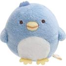 San-X 角落生物 迷你絨毛玩偶 掌上型玩偶 角落小夥伴 企鵝 藍_XS71167