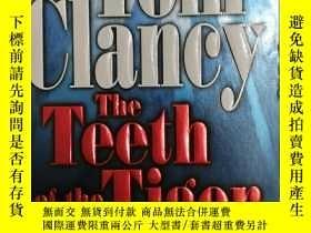 二手書博民逛書店36開英文原版罕見The Teeth of the TigerY
