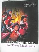 【書寶二手書T3/原文小說_AAC】The Three Musketeers_Alexandre Dumas