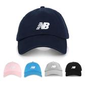 NEW BALANCE 棒球帽(遮陽 防曬 鴨舌帽 棒球 NB 帽子≡體院≡ LAH91014