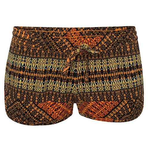 Hurley BEACHRIDER WOVEN SHORT 休閒短褲 -女(咖啡)