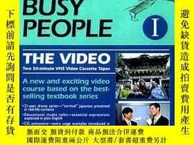 二手書博民逛書店Japanese罕見For Busy People IY256260 Association For Japa