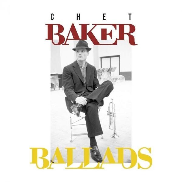【停看聽音響唱片】【CD】Chet Baker:Ballads