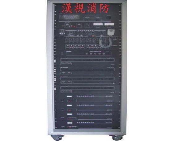 消防署認證 消防廣播系統(客製化)300W高功率後級擴大機300W-800W 大樓.賣場電話業務廣播.