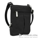 【Travelon 美國】防盜經典小斜背包『黑色』TL-43119
