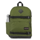 【南紡購物中心】【JANSPORT】WEST BREAK 系列後背包 -橄欖綠(JS-43547)