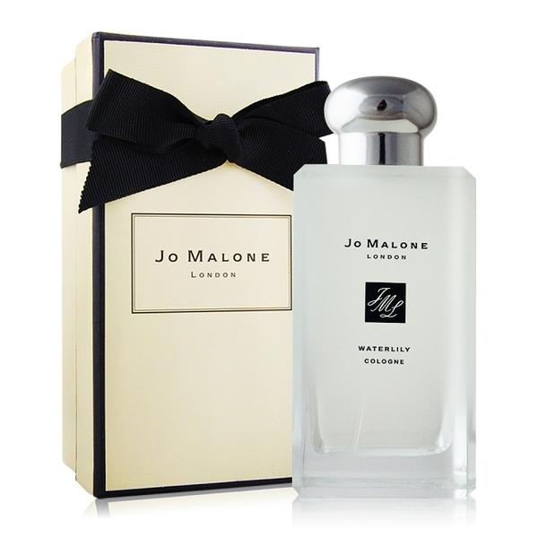 Jo Malone 秘境花園睡蓮古龍水(100ml)[含禮盒提袋]-亞洲限量版+字母吊飾
