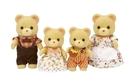 日本 EPOCH森林家族 黃熊家庭組 EP14260 原廠公司貨