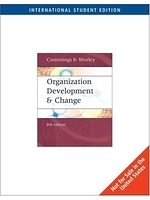 二手書博民逛書店《Organization Development & Change (ISE)》 R2Y ISBN:0324225105