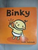 【書寶二手書T7/少年童書_LJW】Binky_Patricelli, Leslie/ Patricelli, Leslie (ILT)
