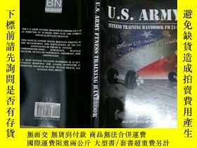 二手書博民逛書店U.S.罕見Army Fitness Training Hand